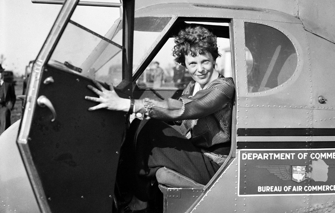 Has Famed Aviator Amelia Earhart's Plane Wreck Been Found