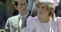 //princess diana prince charles divorce hints letters secretary pp