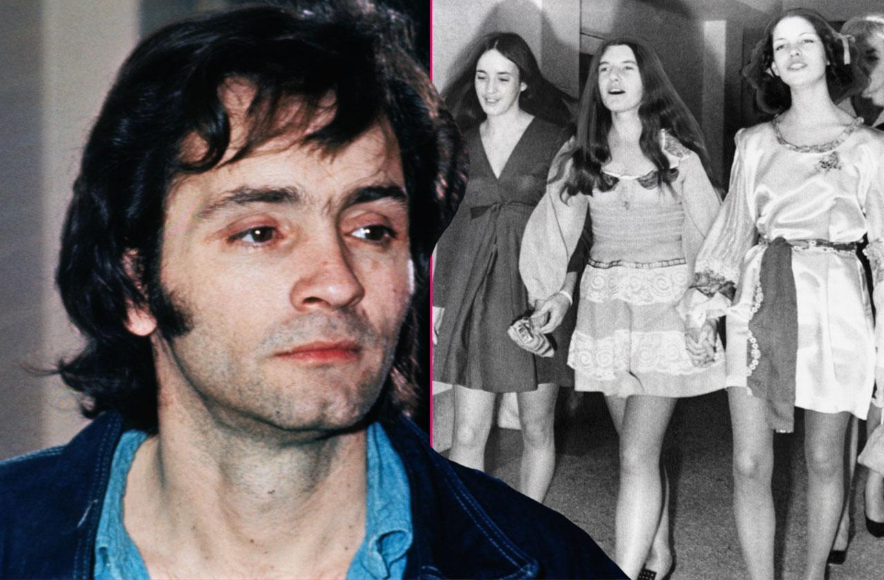 //Charles Manson wife lovers pp