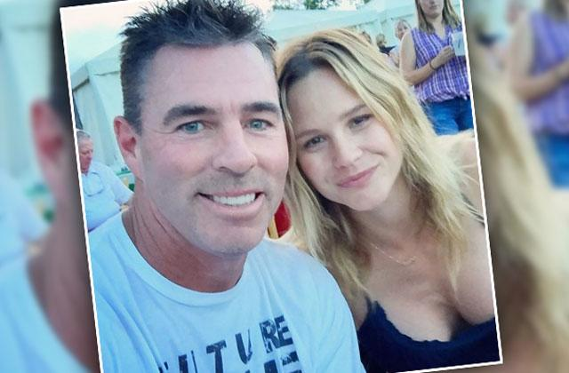 //meghan king edmonds jim edmonds marriage problems new ring push present pregnant pp
