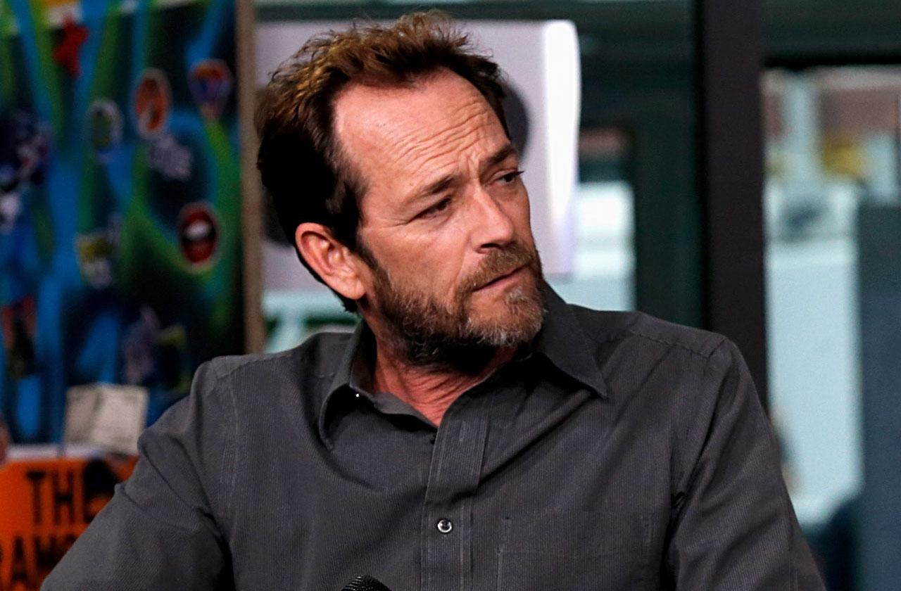 Luke Perry Medical Health Crises