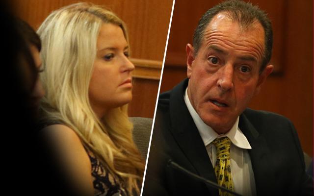 Michael Lohan Kate Major Custody