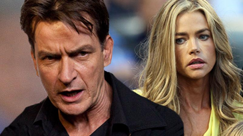 Charlie Sheen Rant Against Denise Richards Continues