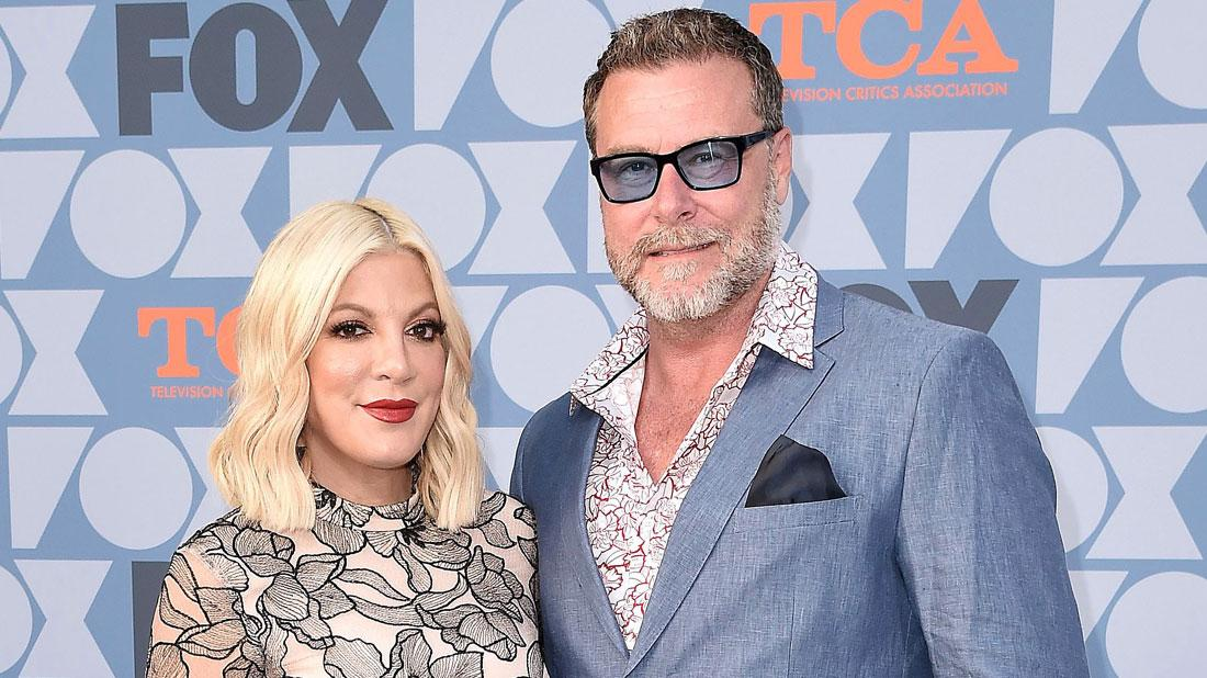Tori Spelling's Husband Reveals Couple Use CBD Lube To Enhance Sex Life
