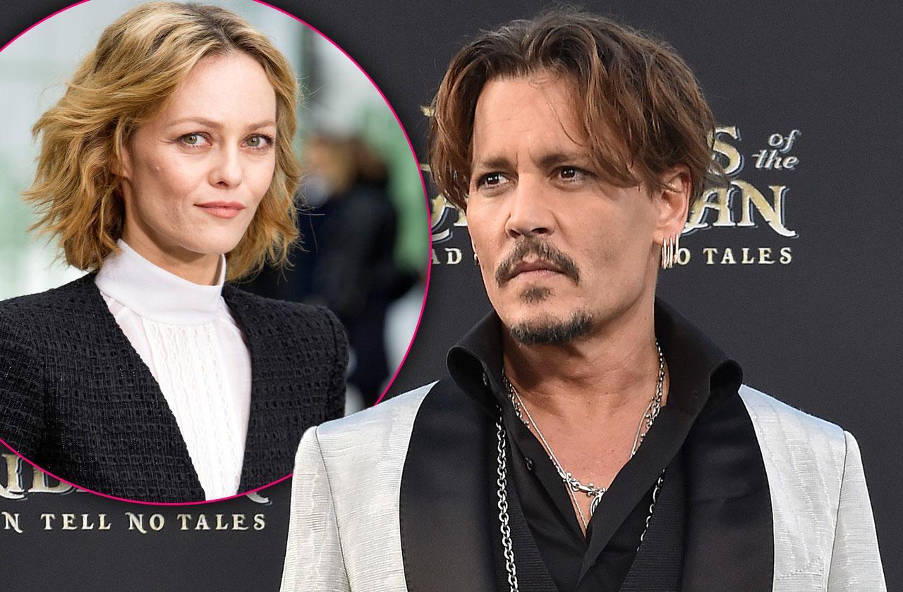 //Johnny depp begging ex wife vanessa paradis back pp