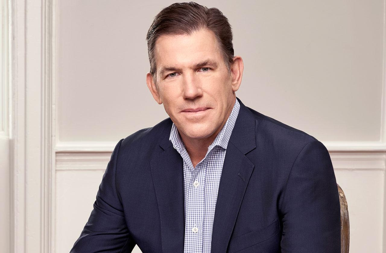 //thomas ravenel not invited southern charm reunion PP