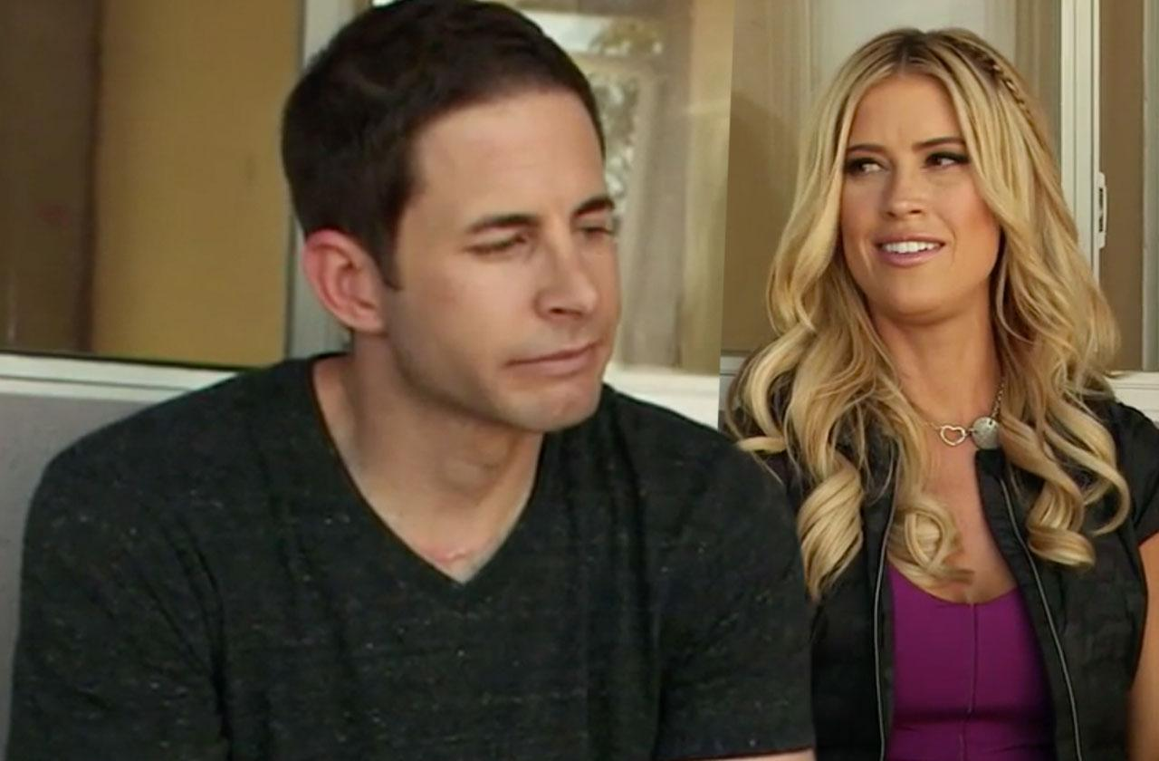 Tarek El Moussa Threatens Ex-Wife Christina Over Kids Involvement With New Show