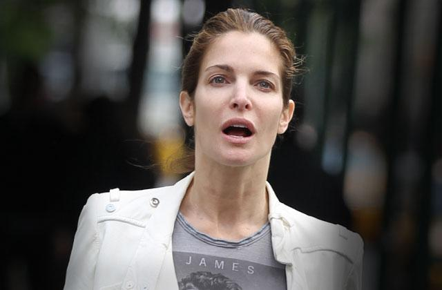 Stephanie Seymour Arrested DUI