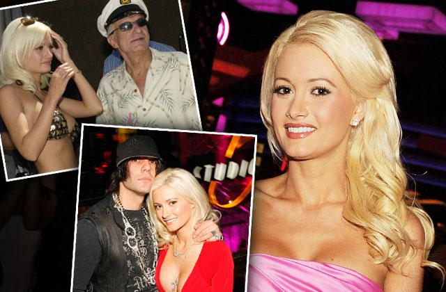 Holly Madison Little Black Book Star Spills Secret Celebrity Lovers