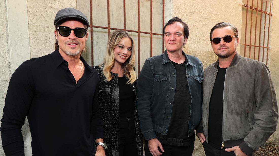 Brad Pitt Attends Film Screening Amid New Romance