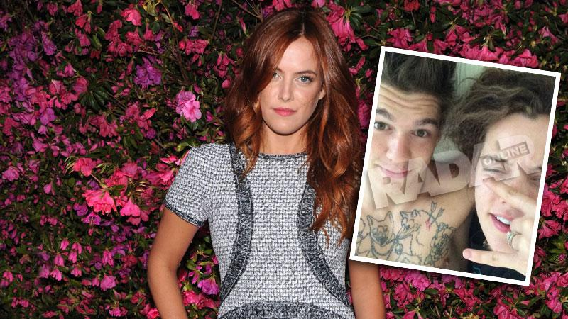 //riley keough engaged pp and slider
