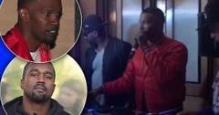 Jamie Foxx Kanye West Needs Help Slavery Backlash