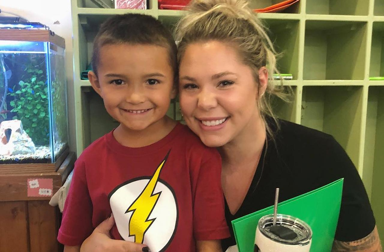 kailyn lowry anxiety pregnancy considered giving up son teen mom 2