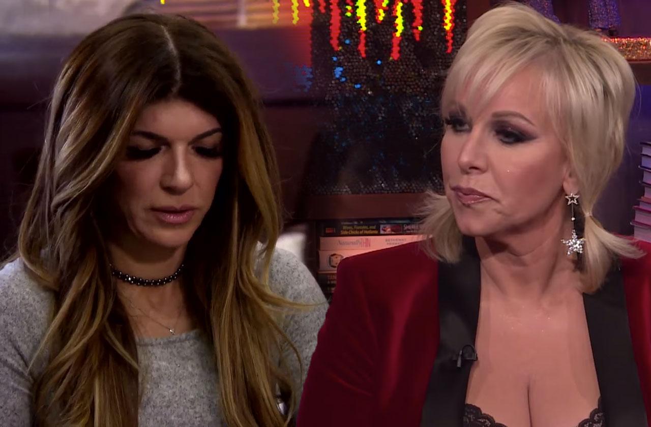 teresa giudice break down parenting margaret josephs divorce rhonj