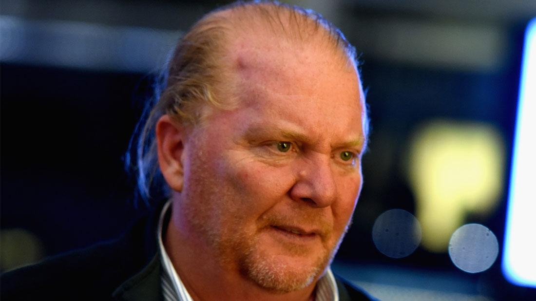 Mario Batali Faces Assault Charges For Allegedly Groping Woman