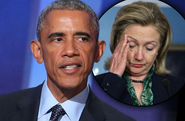 Obama Staff Dropped Bombshell Hillary Medical Details Two Strokes