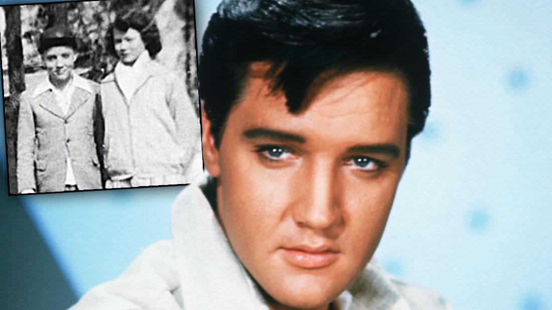Elvis Presley's Secret Child Bride Revealed!