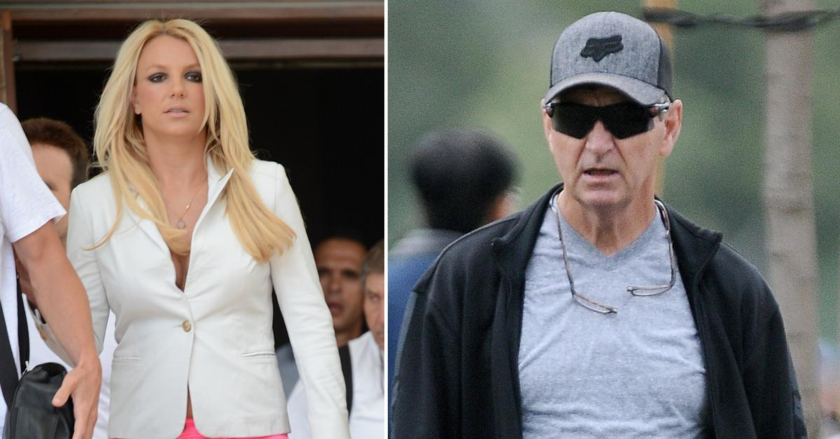britney spears dad jamie taken advantage of her wants out conservatorship