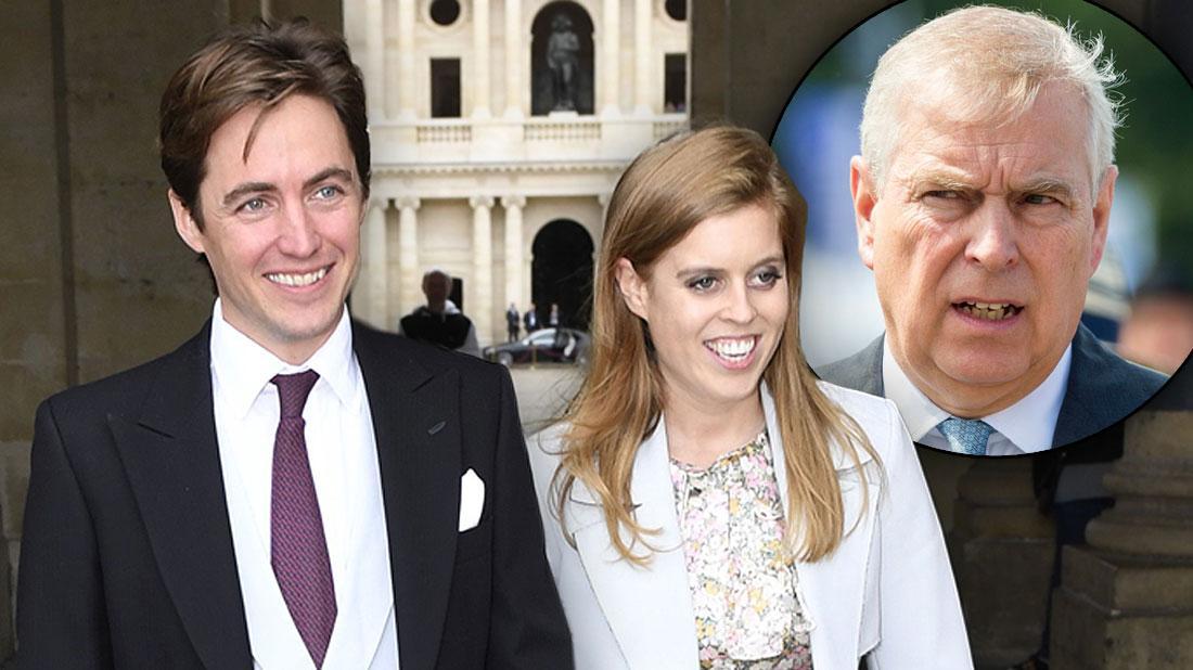 Princess Beatrice And Edoardo Mapelli Mozzi Throw Lavish Engagement Party