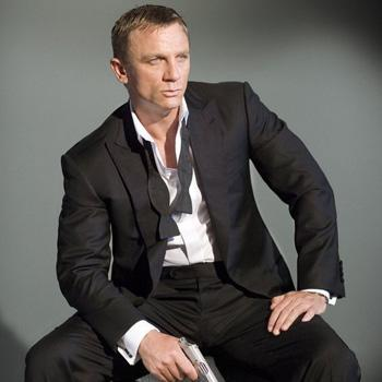 //daniel craig james bond
