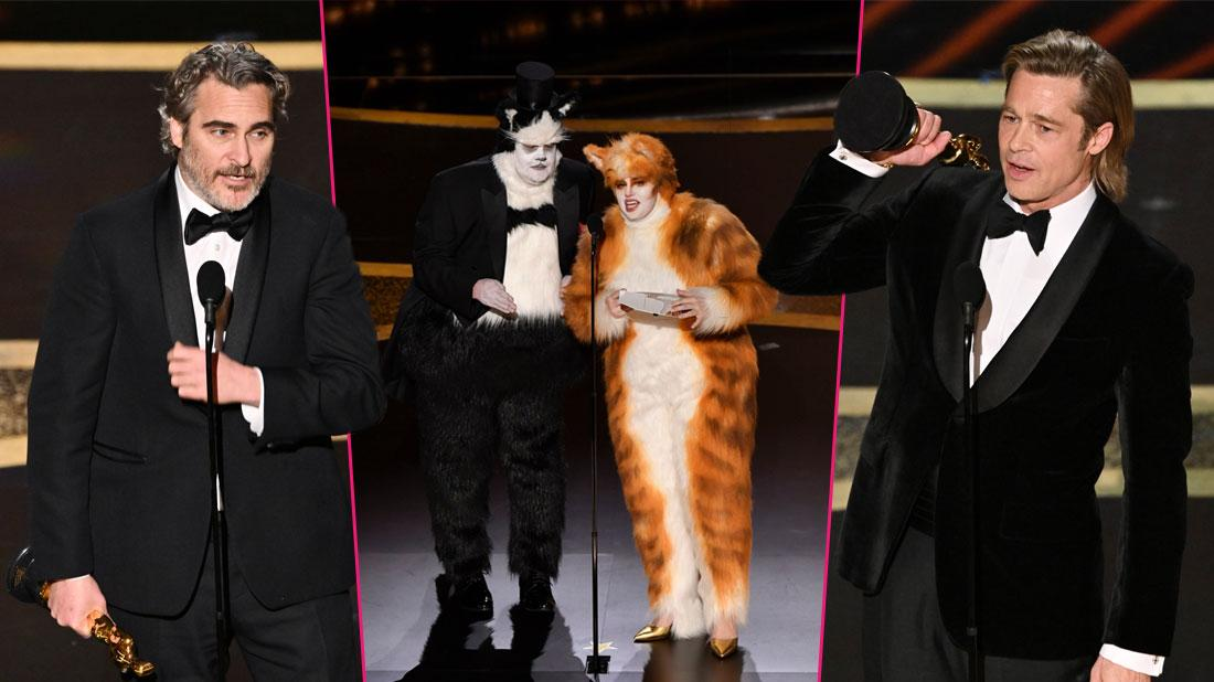 Most Shocking Moments From The 2020 Oscars!