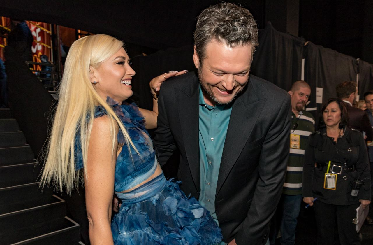 Gwen stefani and blake shelton relatinship timeline feature 1