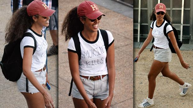 Malia Obama Partying Made In America Festival Jay Z Beyonce