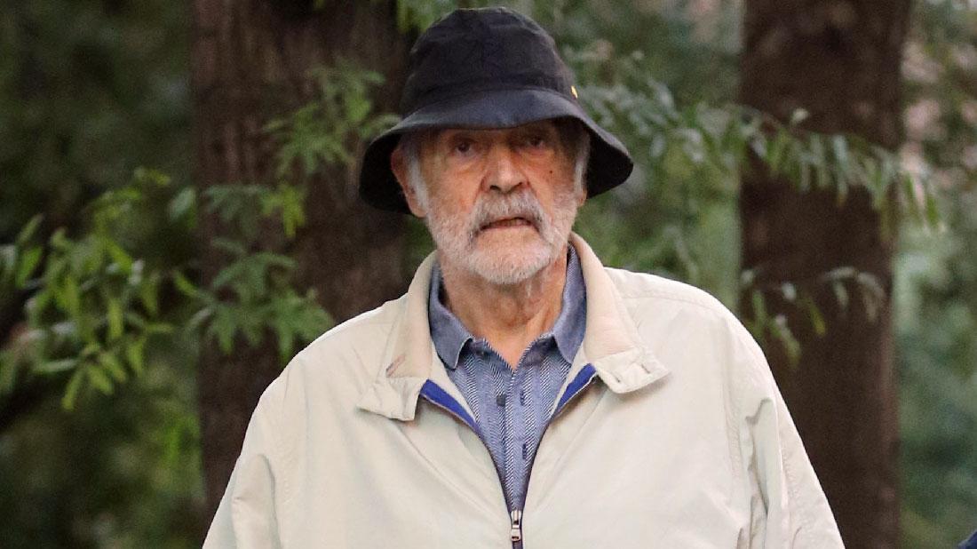 Sean Connery Is Grateful For Surviving Hurricane Dorian