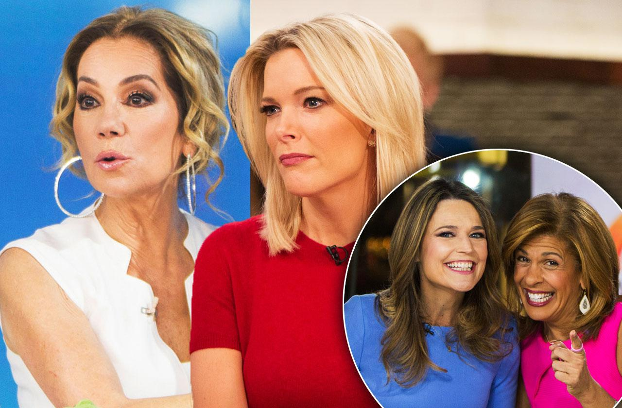 //today show olympic coverage megyn kelly kathie lee feud pp