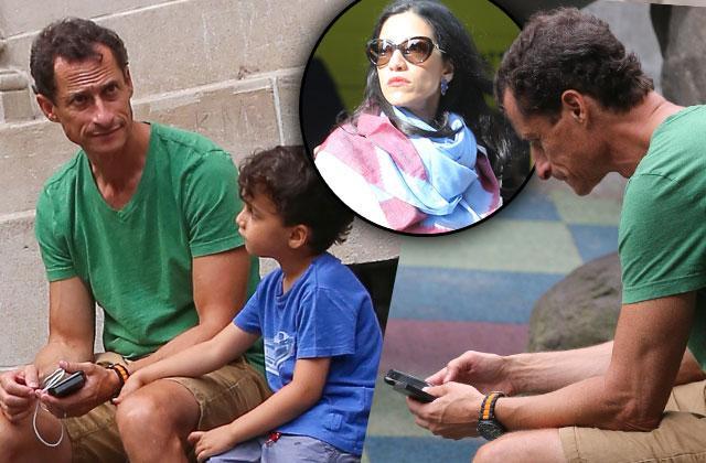 Anthony Weiner Texting Scandal Huma Abedin Humiliated