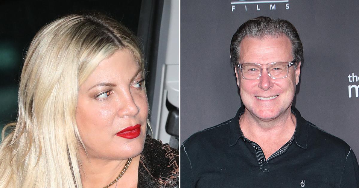 divorce tori spelling refuses talk dean mcdermott wendy williams show