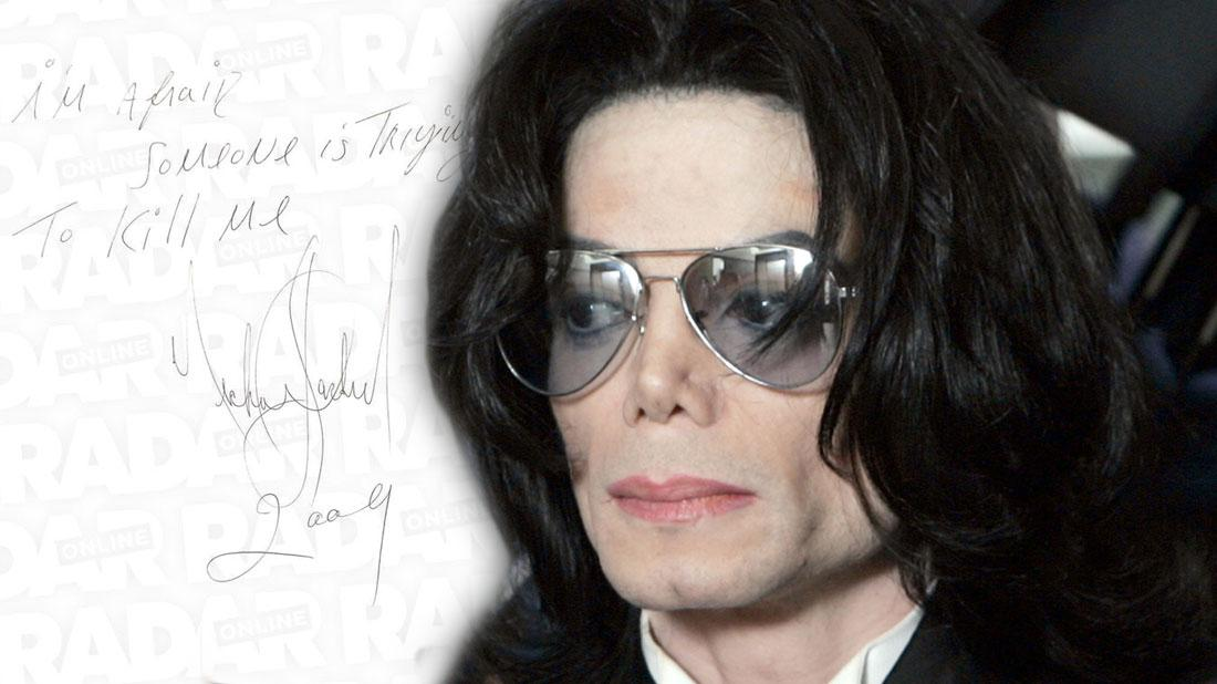 Michael Jackson's Diaries Exposed on 10-Year Death Anniversary