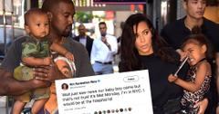 kim kardashian surrogate baby news report