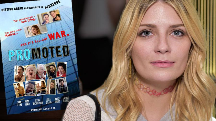 //Mischa Barton Sued 'The Promotion'  pp