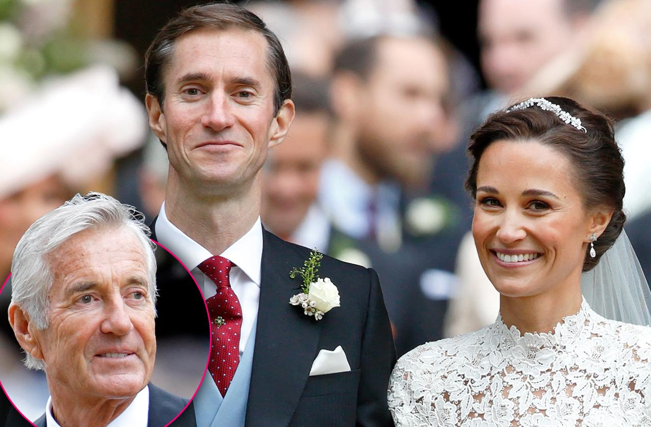 Pippa Middleton Father In Law Arrested Charged With Rape Of A Minor