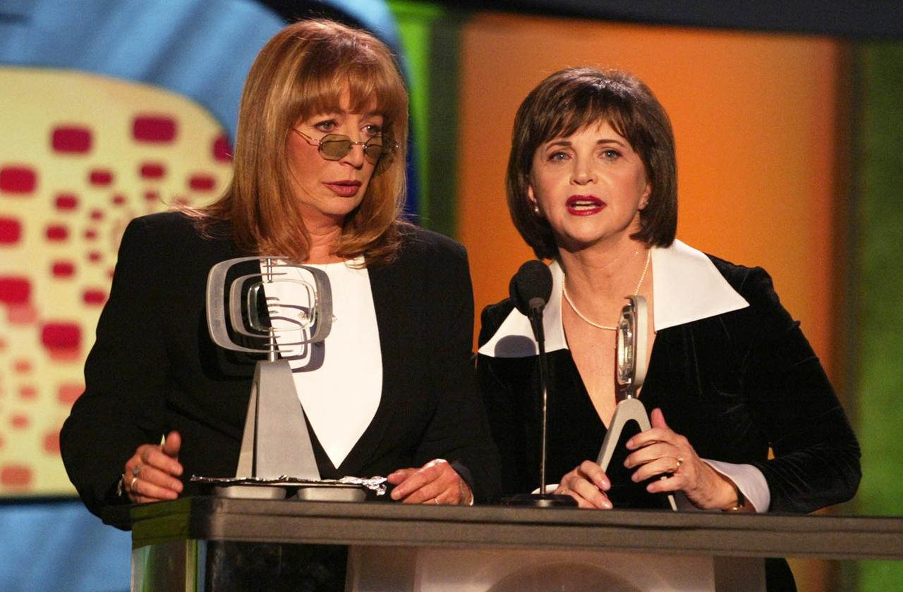Penny Marshall's Shocking Scandals- Drugs, Gay Rumors, And Feuds With Co-Stars