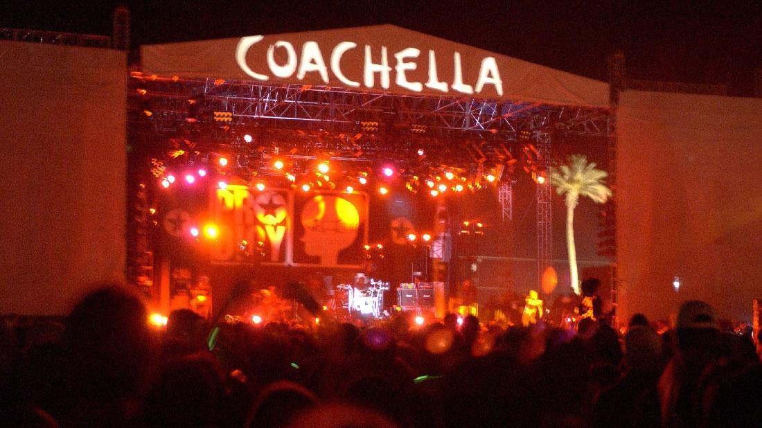 Coachella Employee Dies Setting Up For Festival