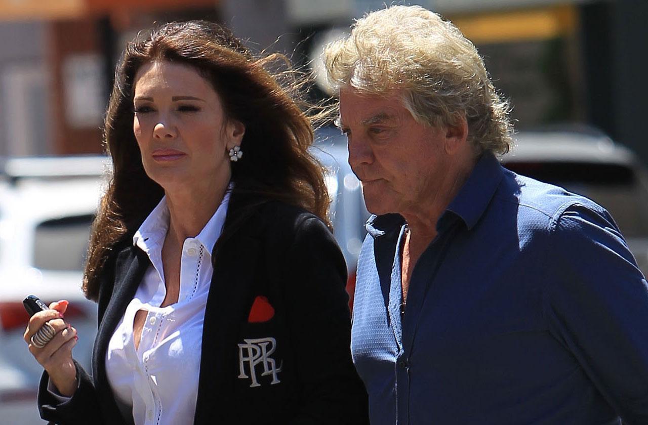 RHOBH Lisa Vanderpump Ken Todd Mourn Family Death