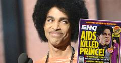 //prince aids struggle treatment funeral plans pp