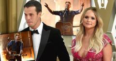 Miranda Lambert & Husband At CMA Awards, Blake Shelton Performs