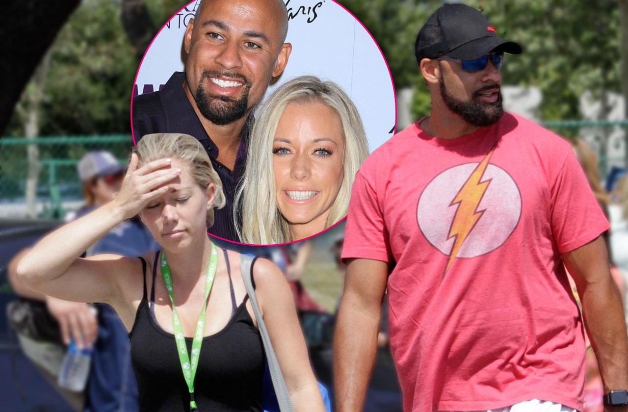 Kendra Wilkinson Hank Baskett Threatened Divorce