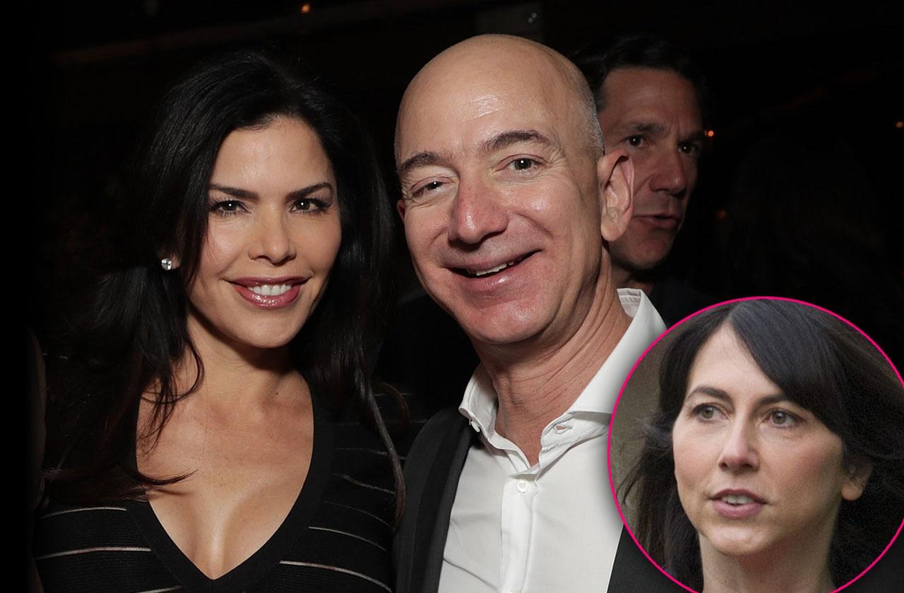 Jeff Bezos Raunchy Sex Texts To Mistress
