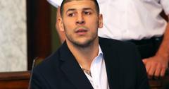 Aaron Hernandez new podcast displayed sexual behavior locker room one year before murder
