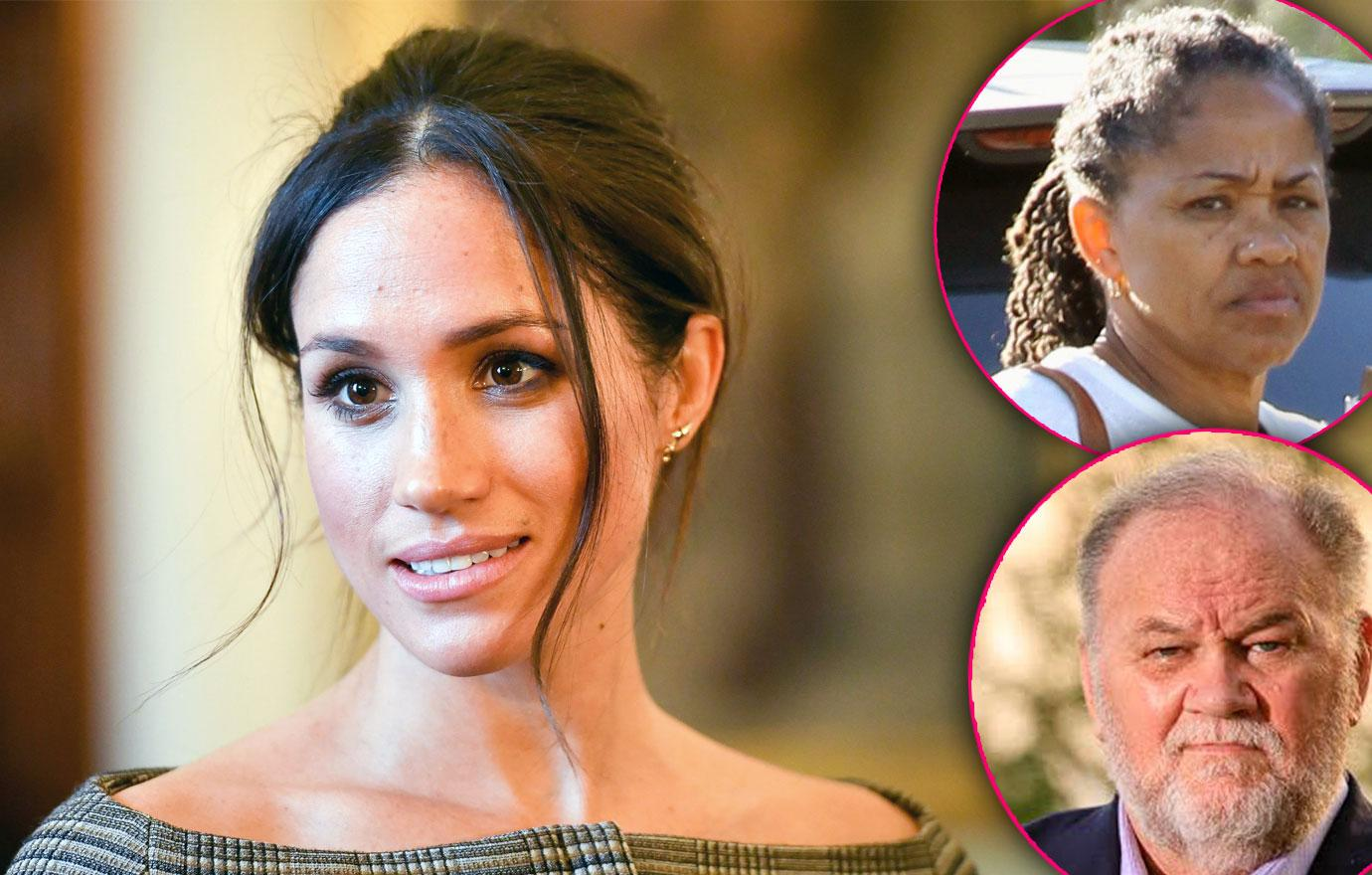 //meghan markle dad relationship with mom doria brother tells all interview pp