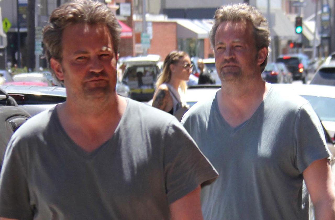 Matthew Perry Rehab Issues