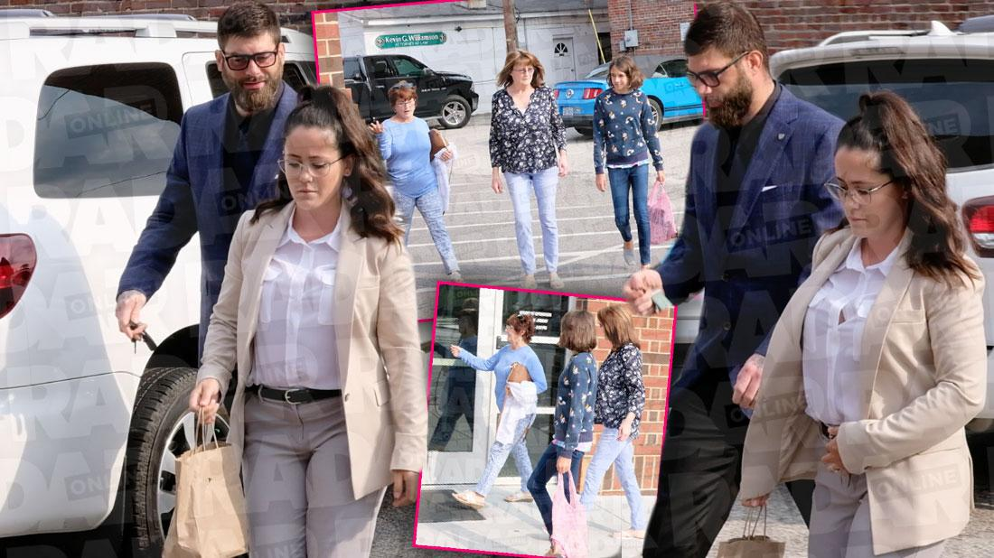 Jenelle & David's Desperate Move To Dismiss Case After Daughter's Testimony