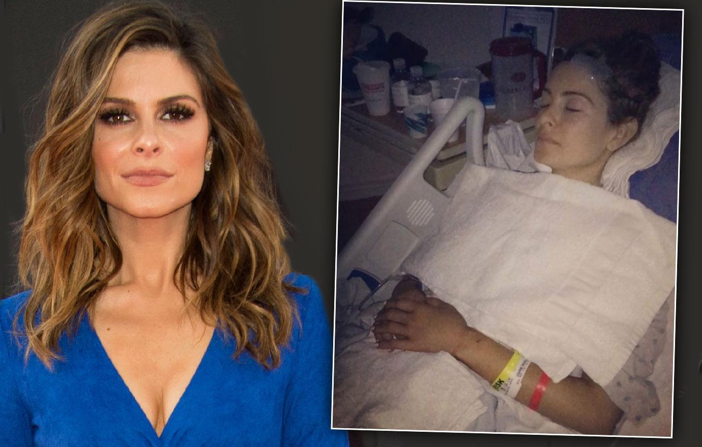 Maria Menounos Shares Brain Surgery Video