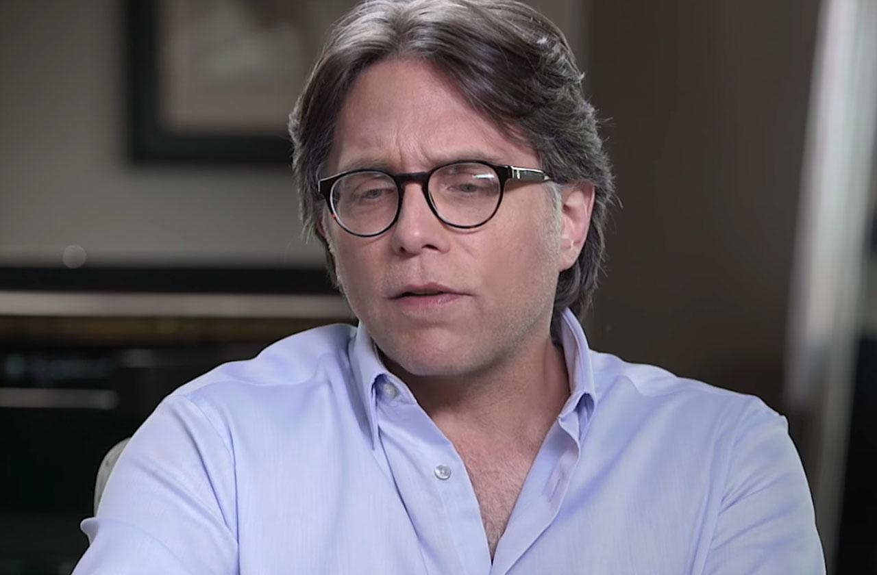 NXIVM sex cult keith raniere prison life exposed