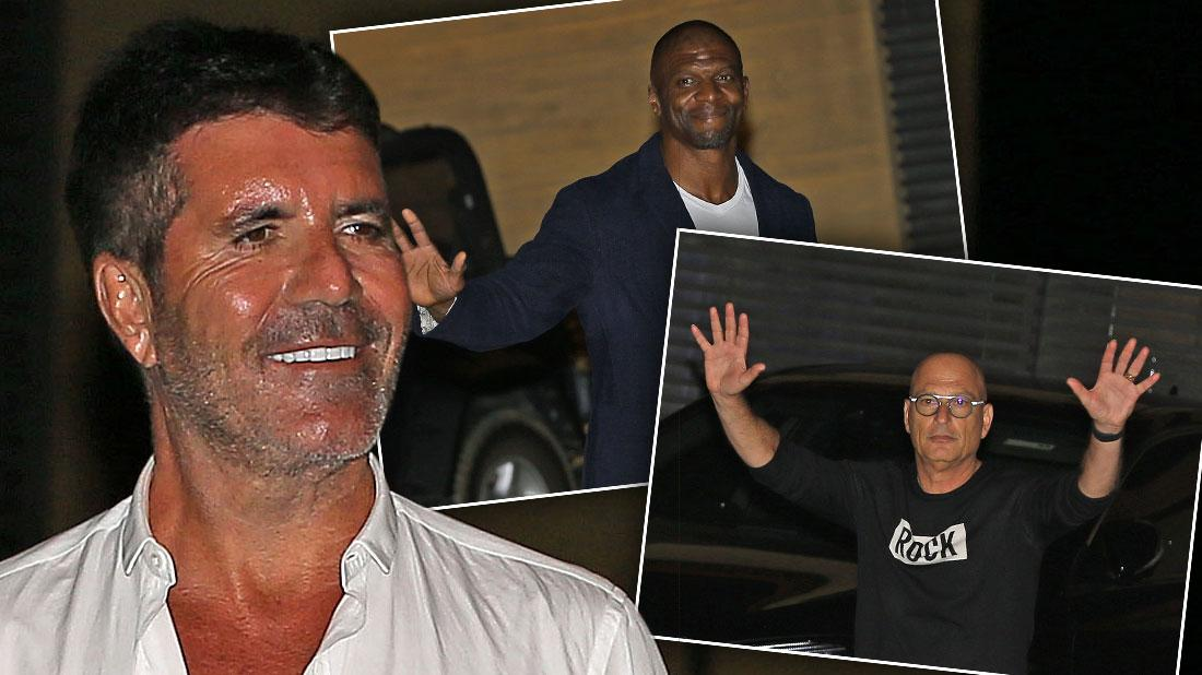 Simon Cowell 60 Birthday Party: Celebrity Guests & Photos