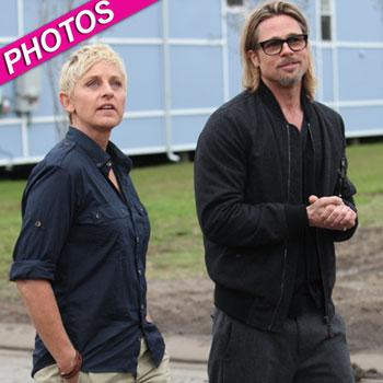 //brad pitt ellen de generes lower ninth ward post